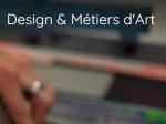 Design & métiers d'art