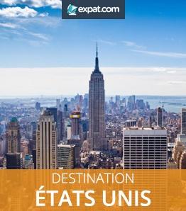 Destination Etats-Unis