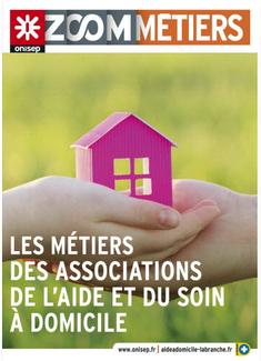 Les métiers des associations de l'aide et du soin à domicile